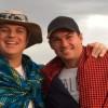 Martin Reynolds and Steven Bolleurs Kenya