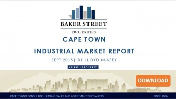 Download: Cape Town Industrial Property Market Report September 2015