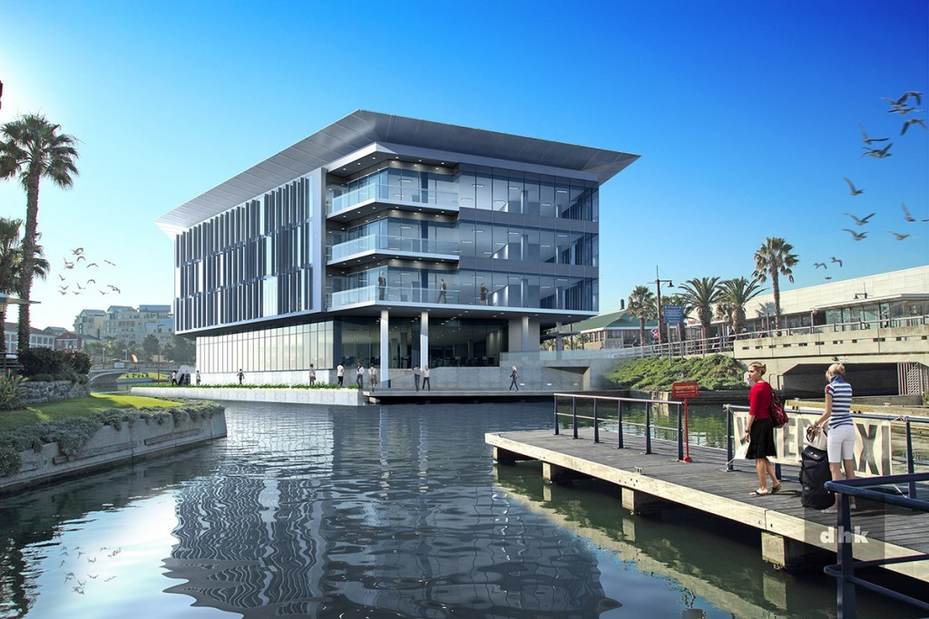 BAT new office V&A Waterfront