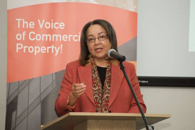 Cape Town Executive Mayor Patricia de Lille