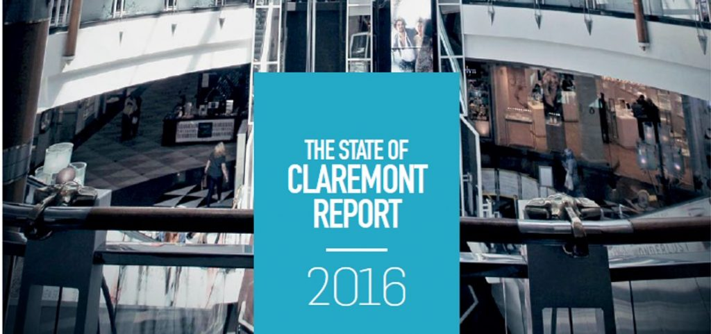 2016 State of Claremont Report