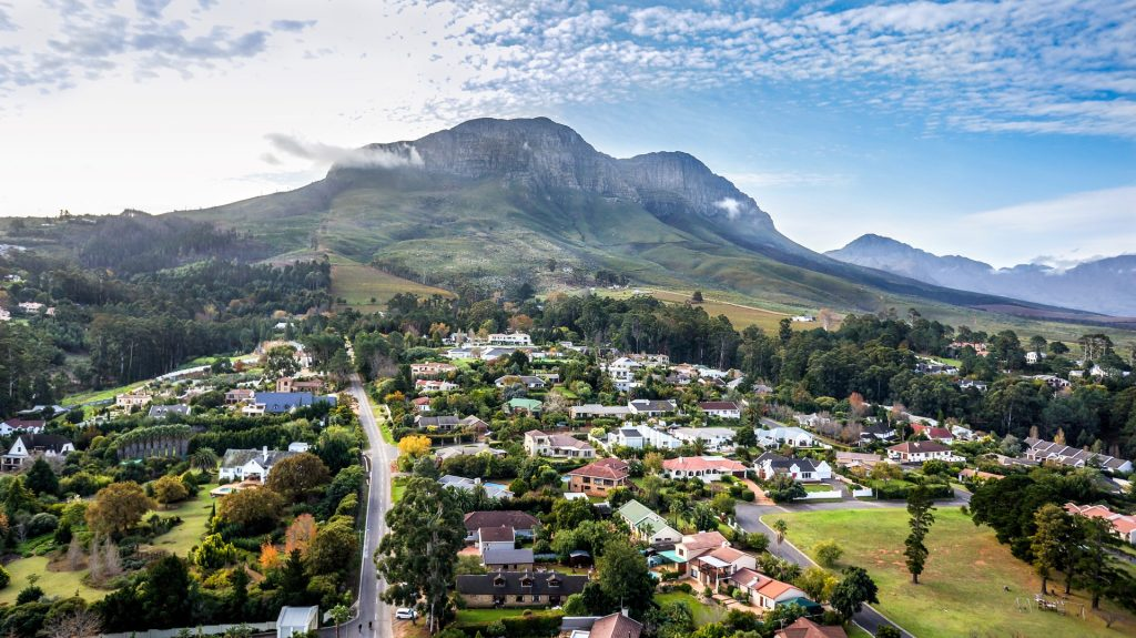 Helderberg Moutain Somerset West